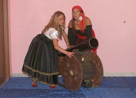 Rosetta a masaniella anteprima nazionale al Teatro Bolivar