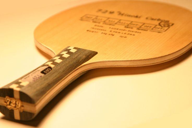 My favourite blade, the 729 Dynasty Hinoki Carbon