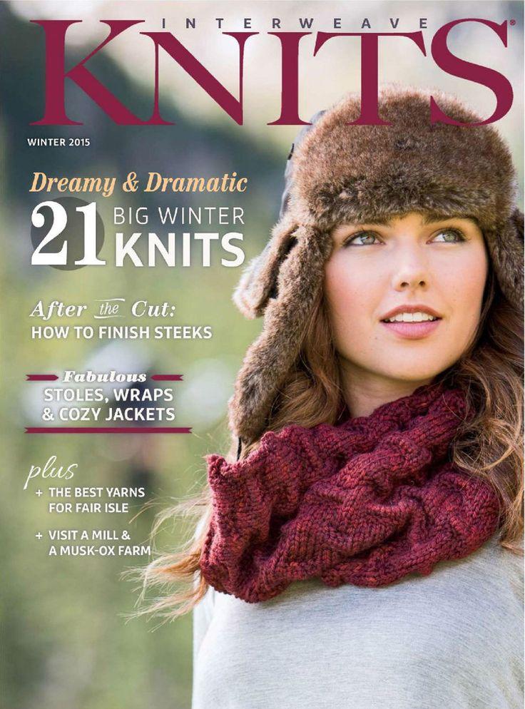 Interweave knits winter 2015 - 轻描淡写的日志 - 网易博客