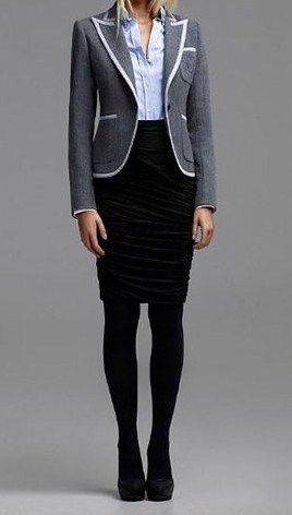 winter work outfits   who says women cannot be sexy at work who says work clothes cannot be ...