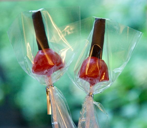 Nail Polish cake pops - great for a spa birthday party favor!