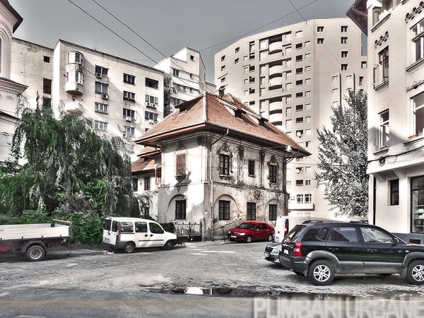 6 traseu Unirii-Mihai Voda Casa parohiala Sfintii Apostoli