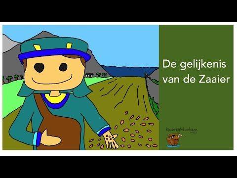 De Gelijkenis Van De Zaaier ; een vertelling van Jezus - YouTube
