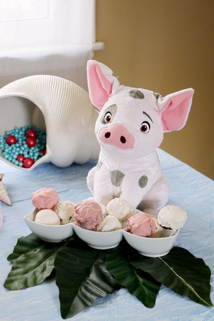 Pua - Moana Birthday Party Ideas