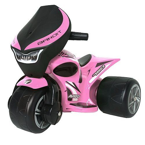 AVIGO Tribiker Bandit 6V, pink #Kindertrike #Trike #Kinderfahrzeug #Elektrofahrzeug