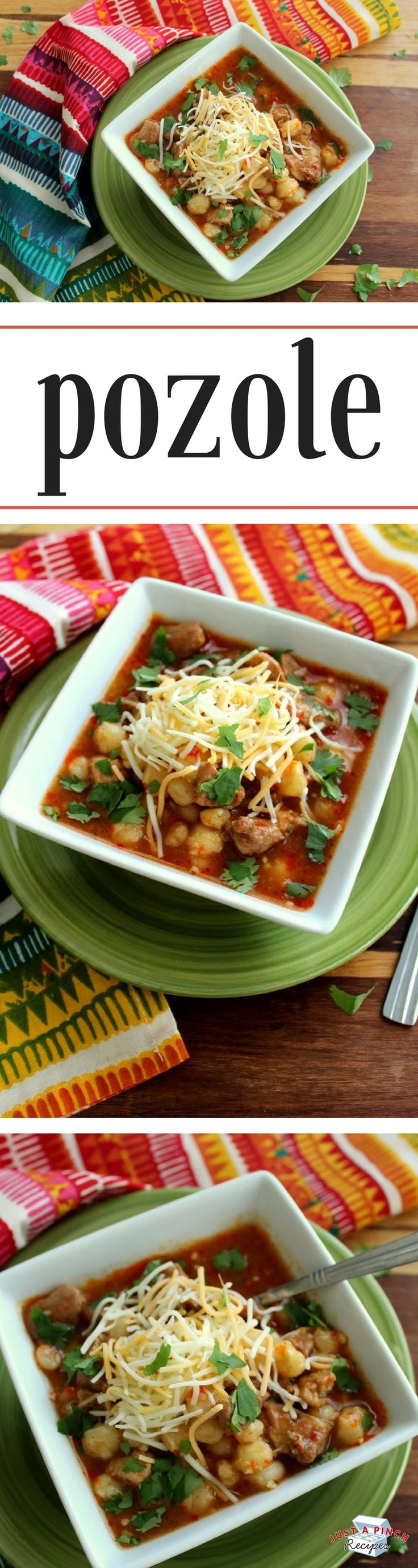 The pressure cooker really cooks this pork, to melt in your mouth perfection. The soup is spicy and garlicky with a hint of tomato flavor. Add a little cheese and cilantro and you have a fiesta in a bowl.