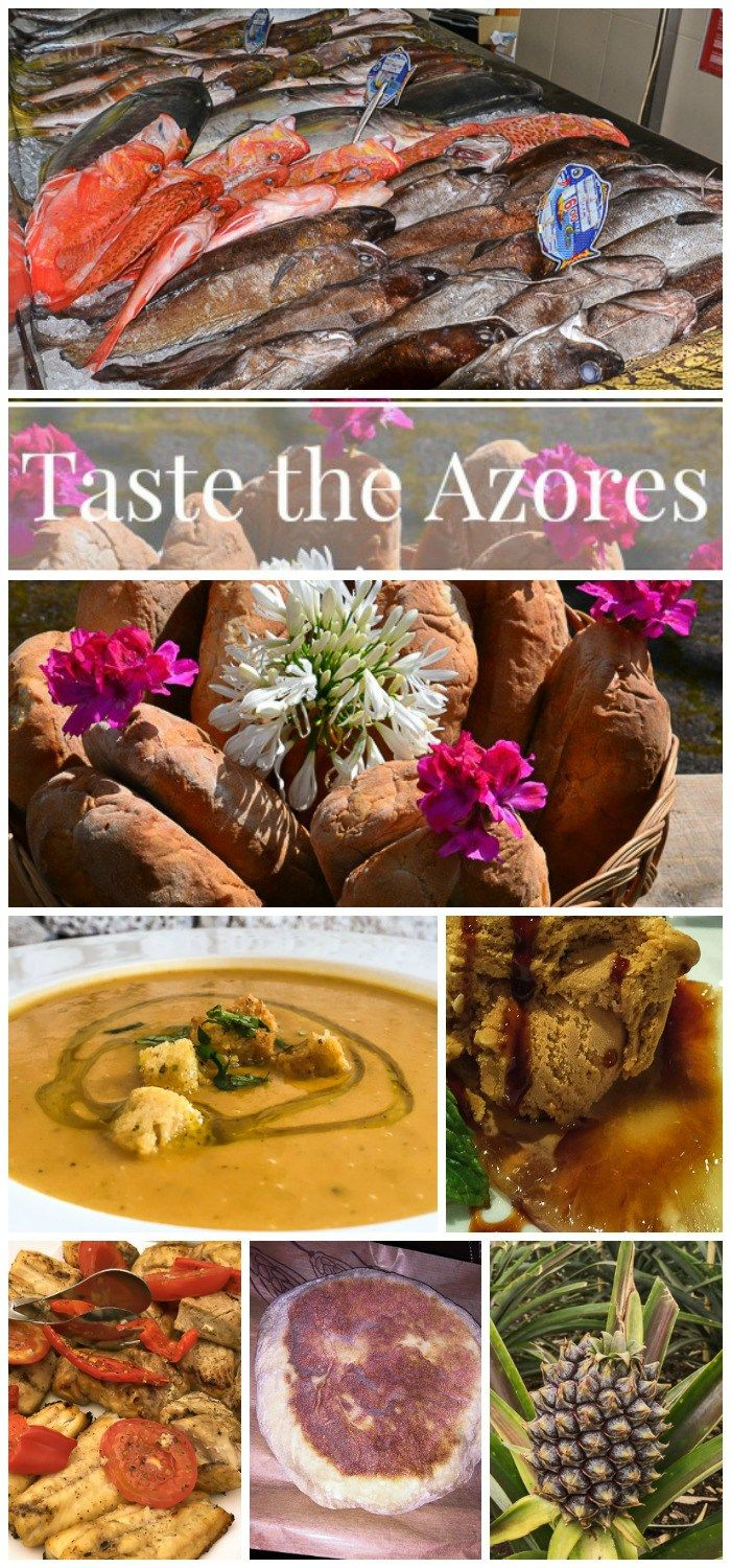 Flavors of the Azores come from the land and sea, each of the unique islands representing their own flavorful tastes. And then there's the wine.....