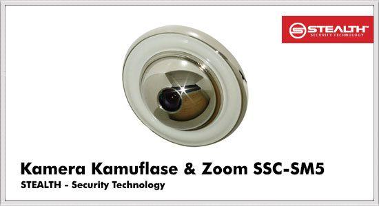 Kamera Kamuflase & Zoom SSC-SM5