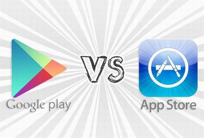 WinNetNews.com - Jumlah pengguna Android boleh saja lebih banyak ketimbang iOS, namun pemasukan Android dari aplikasi masih belum bisa menyalip pemasukan dari aplikasi-aplikasi iOS.Namun keunggulan App Store itu diprediksi akan berubah tahun ini, di mana pemasukan Android dari aplikasi mobile akan bisa