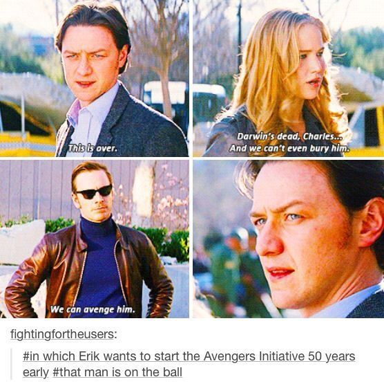 Hmm, but if cap is the first avenger, and he was under for over 50 years... Can you really start the avengers without cap?