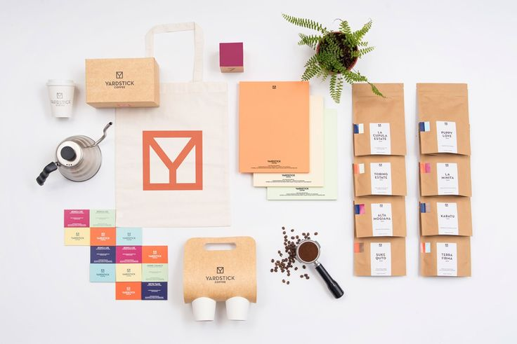 Coffee shop branding by Acre, Singapore.