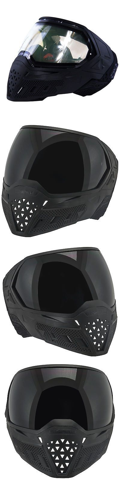 Goggles and Masks 16050: Empire Evs Thermal Paintball Goggles - Black Black -> BUY IT NOW ONLY: $149.95 on eBay!