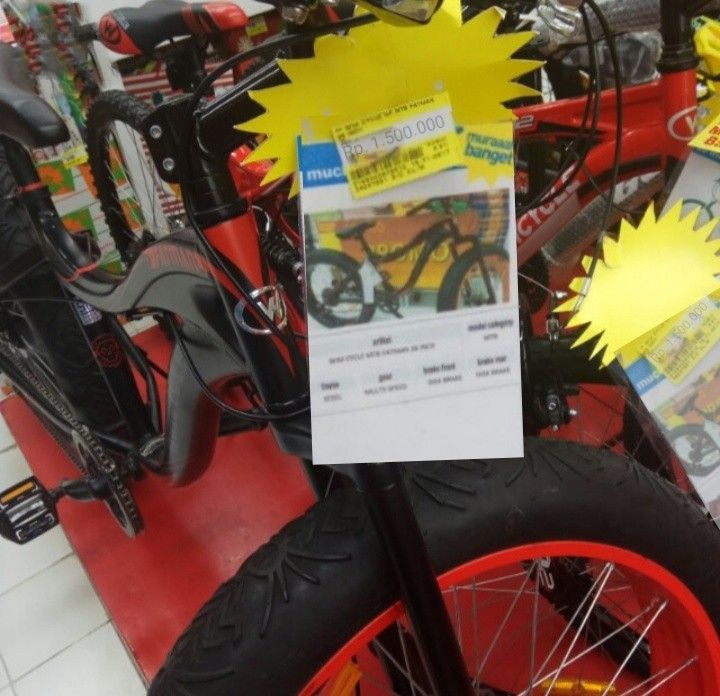 Pusat Sepeda Murah Spesial Promo Berbagai Macam Type Sepeda Toko Sepeda Gunung Termurah 1 Ready Sepeda Polygon Xtrada Uk 27 5 2017 1 Sepeda Sepeda Gunung