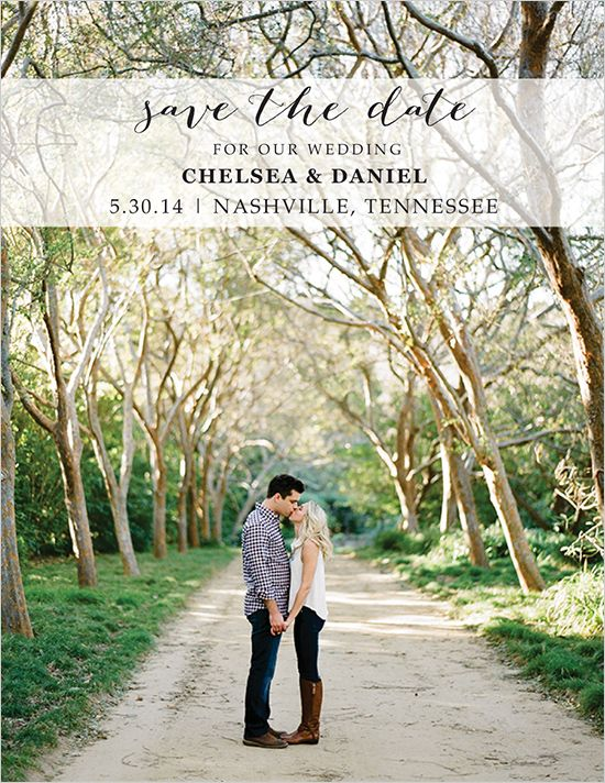 save the date free printable http://www.weddingchicks.com/2013/09/24/photo-postcard-save-the-date/
