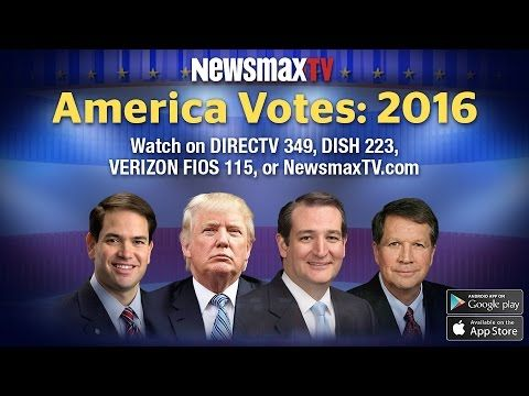 LIVE Super Tueday and Election Coverage News Stream |LIVE TV- Newsmax TV | Battleground Florida - YouTube