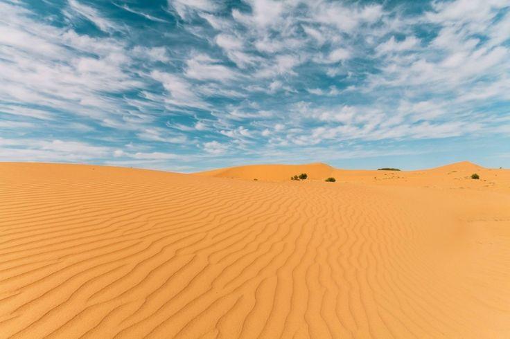 VICTORIA: visit Perry Sand Hills