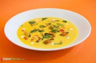 Receita de Sopa de Mexilhão | SaborIntenso.com