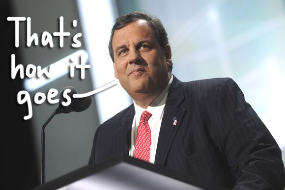 Chris Christie Closes Beaches Over Holiday Weekend, Then Gets Spotted At The Shore With… #Paparazzi #beaches #chris #christie #closes