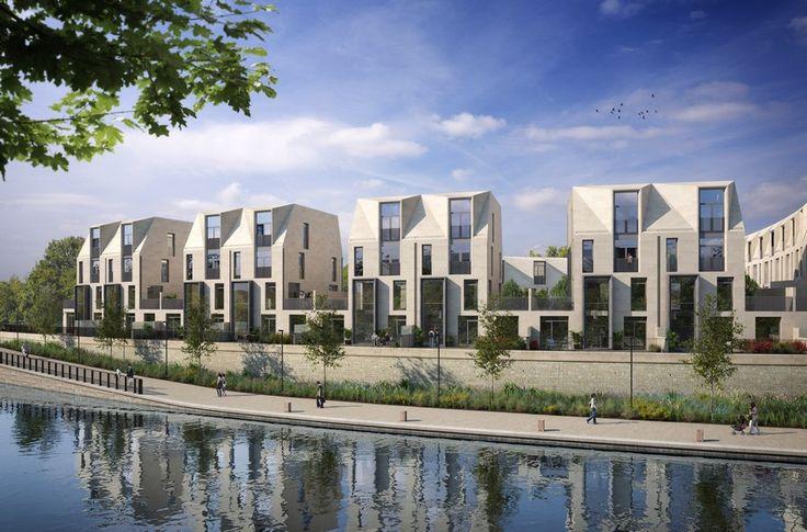 alison brooks architects / bath western riverside