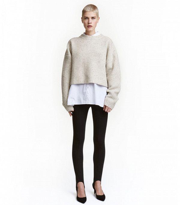 H&M Stirrup Leggings