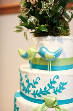 89 best love bird wedding ideas images on pinterest love birds and yet another love bird wedding cake junglespirit Choice Image