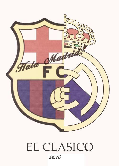 El Clasico. FC Barcelona vs Real Madrid.  2013/10/26