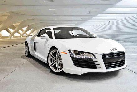 Audi R-8 Wo...