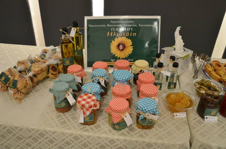 """Γλυκά και μαρμελάδες από τον Γυναικείο Συνεταιρισμό """"Ηλιοτάτη"""" #Gastronomy #Patmos"""