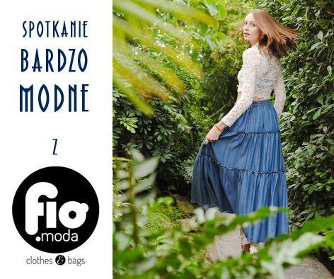 polish brand of fashion FIO MODA #clothing #woman #polish #fashion #designer #unique #spotkaniabardzomodne