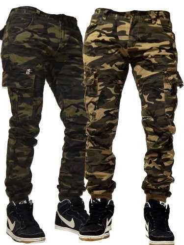 (3) Pantalón De Gabardina Elastizado Chupin Hombre - $ 370,00 en Mercado Libre