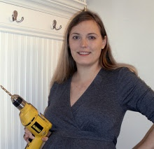 pregnant...with power tools  DIY