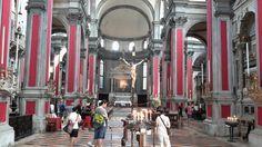 Venecia, iglesia. Foto por Gloria Vejarano