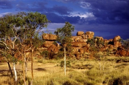 Rock Formations Near Mount Isa, Queensland - Photography by Dan McIntosh