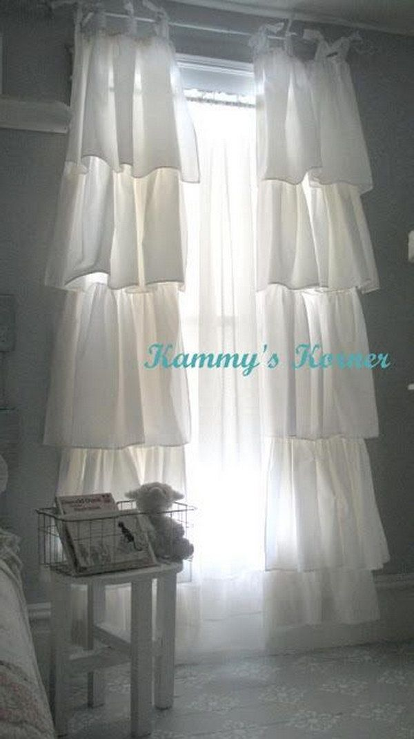 497 best images about curtains on Pinterest   Window treatments ...