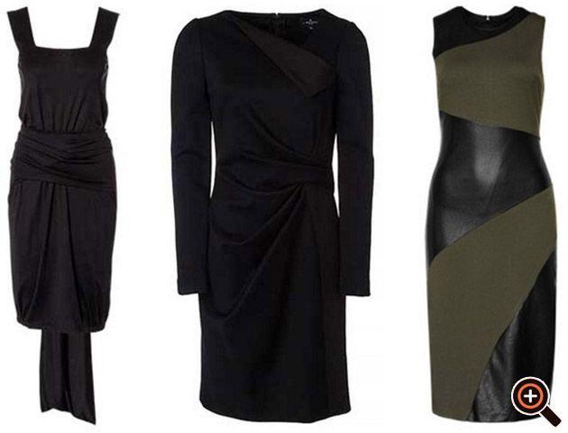 Festliche kleider lang schwarz