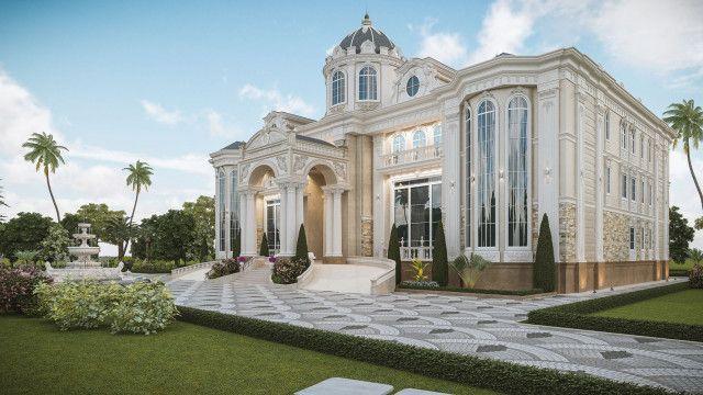 Large Villa Exterior Design Luxury House Interior Design Luxury Exterior Exterior Design