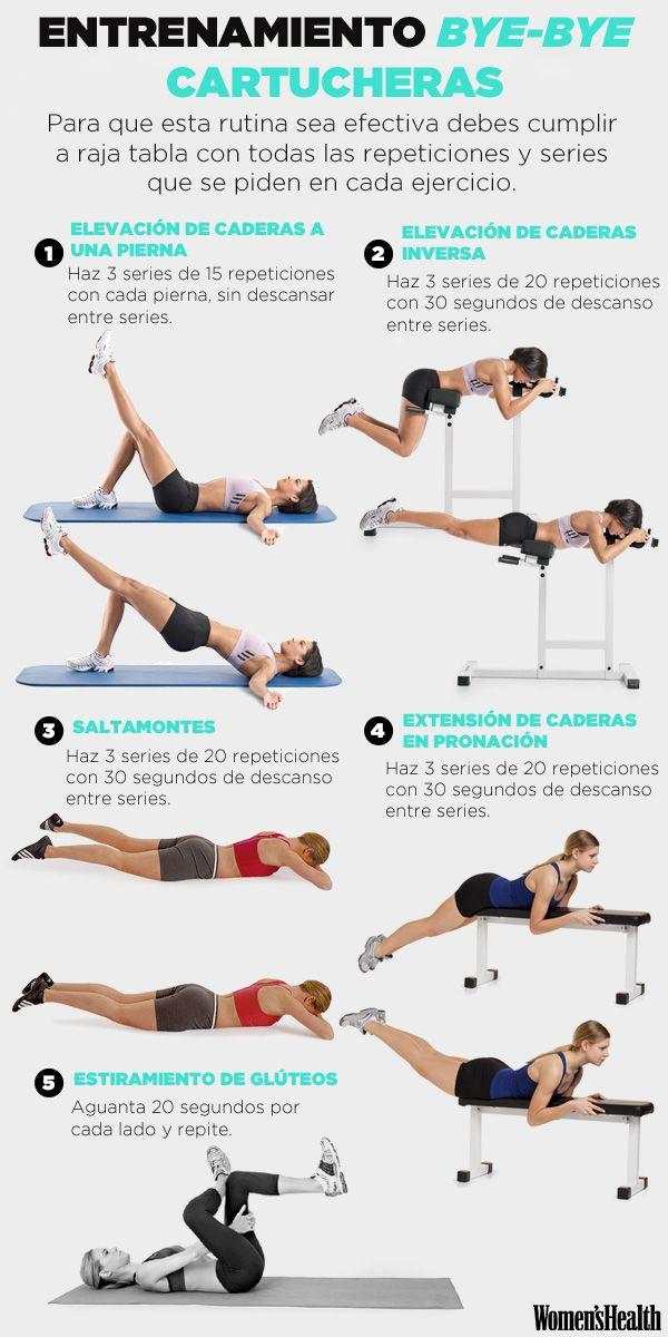 M s de 25 ideas incre bles sobre tabla de ejercicios en for Entrenamiento para adelgazar