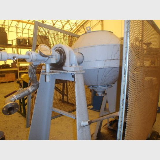 Paul O. Abbe Rota-Cone Dryer supplier worldwide | Used Paul O Abbe RCD Dryer for sale - Savona Equipment