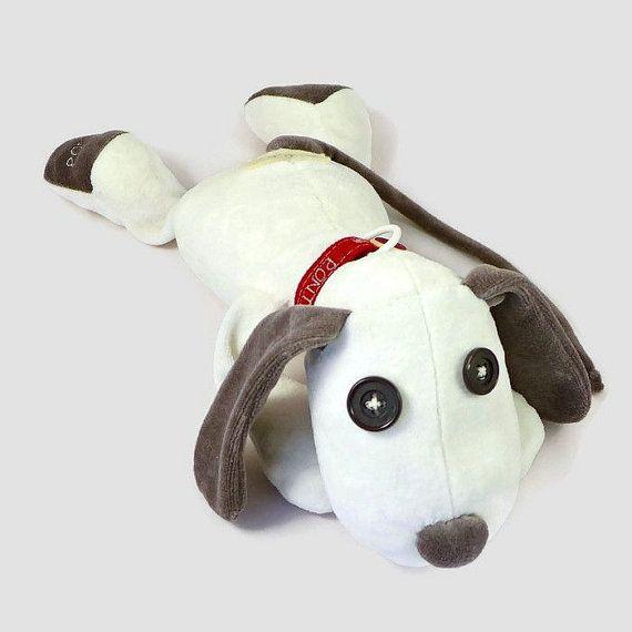 Dog Toy - Stuffed Dog Doll - Dog Lover Gift - Personalized Dog Toy - Plush Dog…