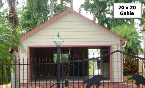 Master Garage Builders Florida's #1 Garage Builder