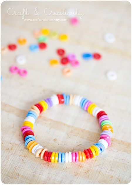 Melted Bead Bracelets · Lesson Plans   CraftGossip.com