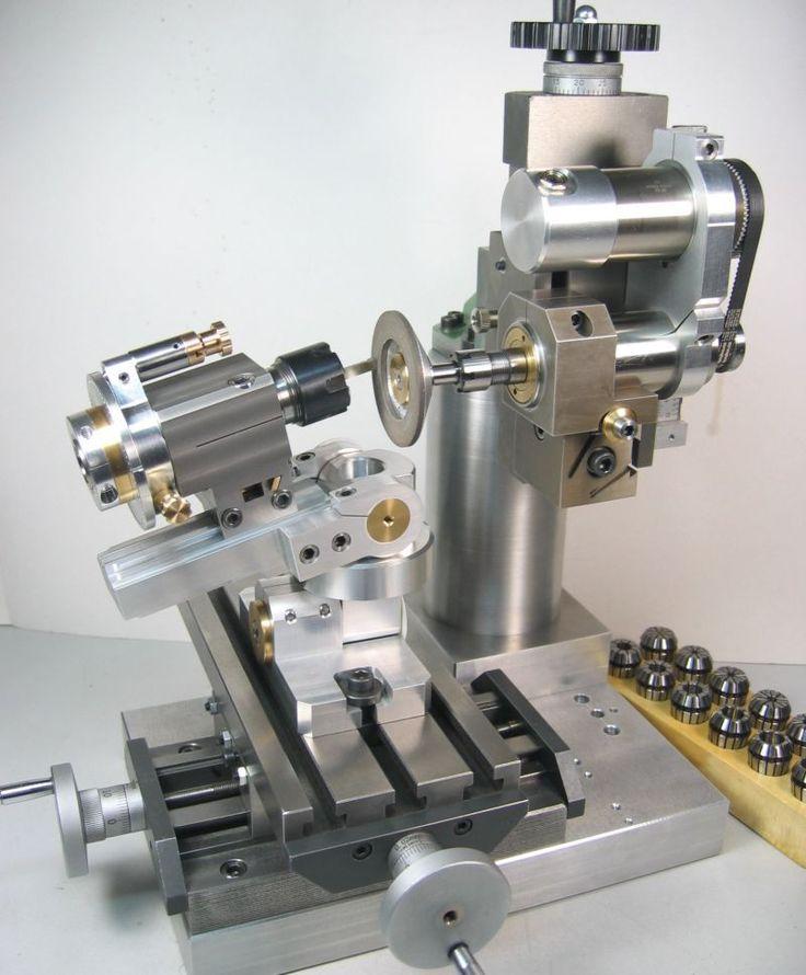 Phase Ii Oder Die Mini Bonelle Other Machine Tools