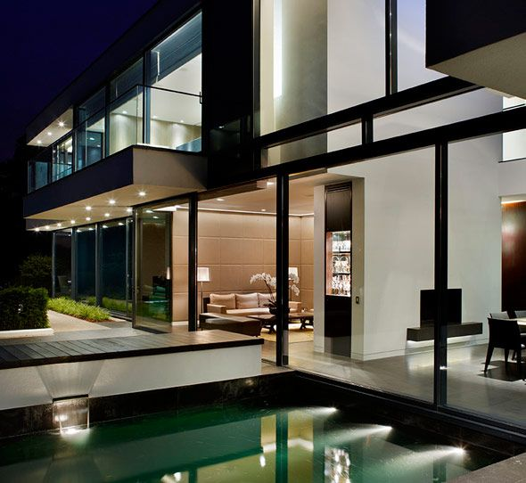 Luxury Home Modern House Design 3020: 1000+ Ideas About Luxury Modern Homes On Pinterest