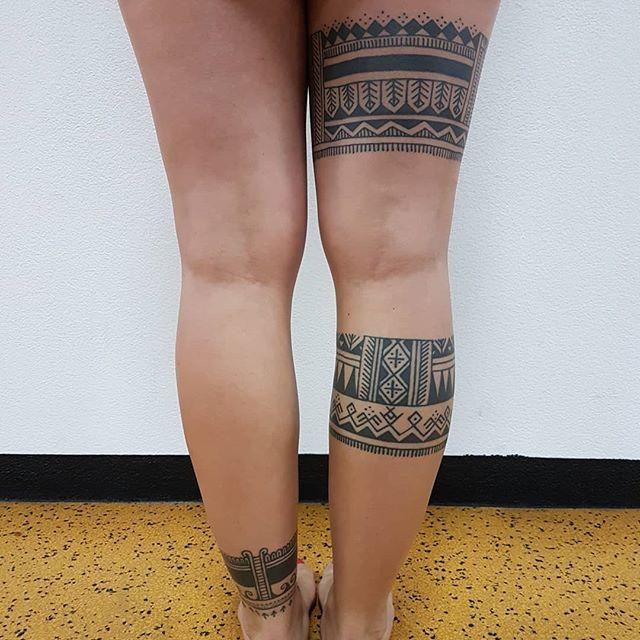 Instagram Post By Sven Waeber Feb 24 2018 At 5 20pm Utc Polynesian Tattoos Women Tribal Armband Tattoo Leg Band Tattoos
