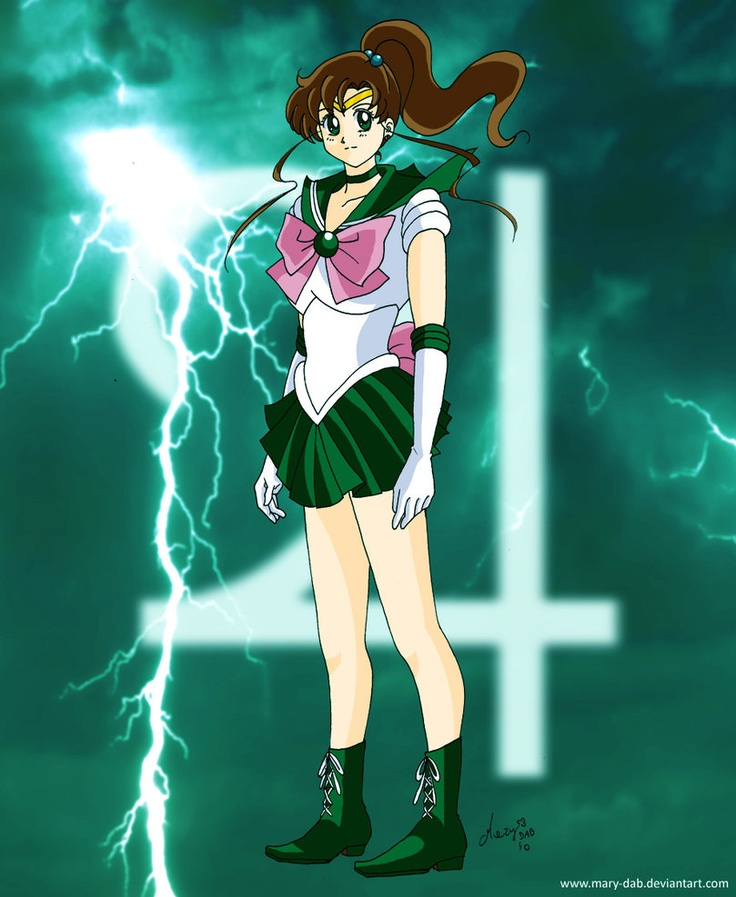 Sailor jupiter makato lita sailor jupiter pinterest for Gimnasio jupiter