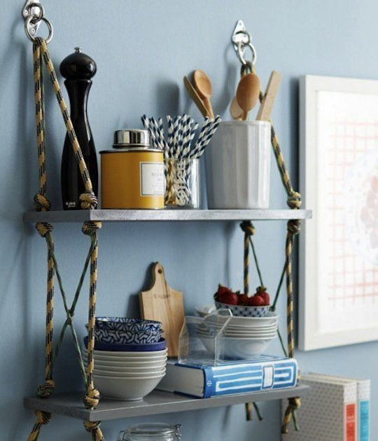 DIY On A Budget: 5 Simple + Stylish Shelves