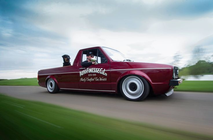 Auto Finesse Project Caddy - MK1 Volkswagen Caddy