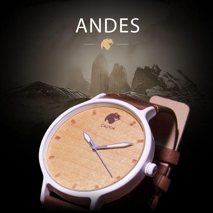Ven a conocer nuestros #relojes Castor ANDES en www.castor-watches.com y descubre una nueva forma de interpretar la naturaleza. Envío gratis a todo #chile y el mundo  Compra online con todas las tarjetas o transferencia electrónica. Whatsapp : 56994033705. #castorwatches #castorandes #reloj #watch #watches #woodenwatches #relojesdemadera #accesorios
