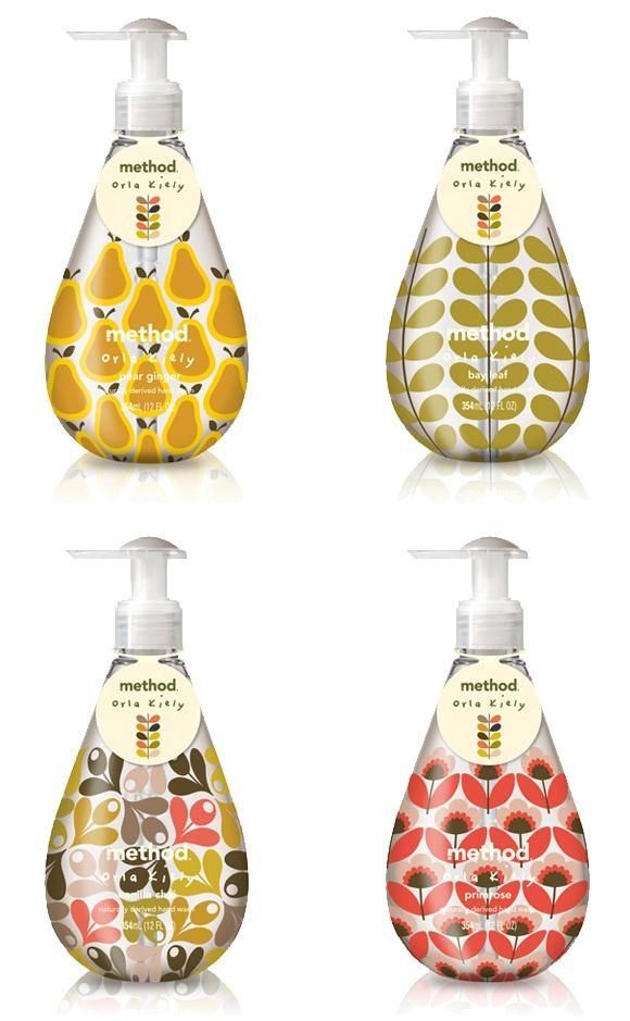Gorgeous iconic designs by Orla Kiely for @method I want them all! Available now at Target (US stores) and online. | Sponsored by Method, loved by me.
