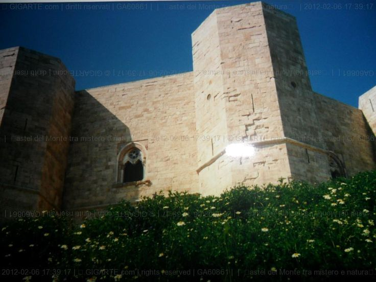 """Castel del Monte tra mistero... @GIGARTE.com"